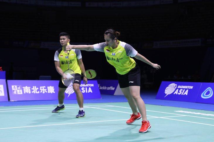 Praveen/Melati melaju ke babak dua New Zealand Open 2019
