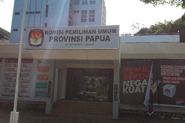 KPU laksanakan pemungutan ulang  49 TPS di Papua