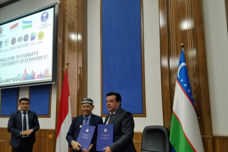 UHAMKA forges educational cooperation with Uzbek state universities