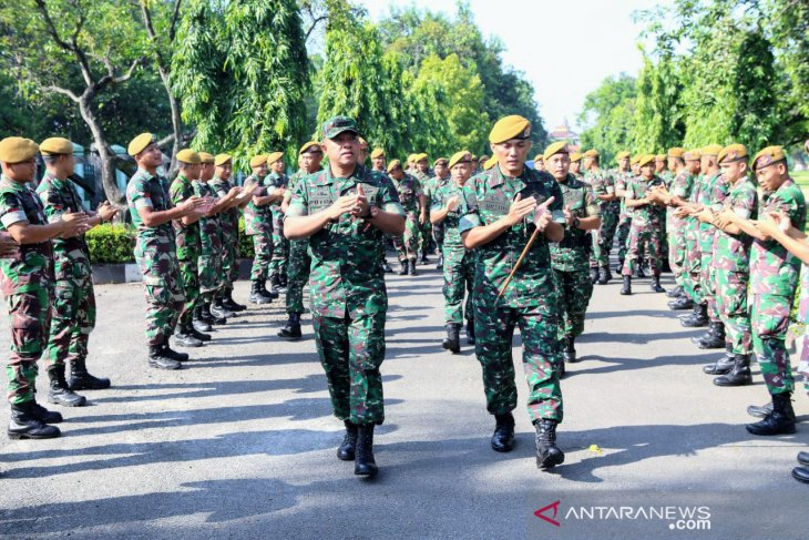 Jadilah figur TNI yang diidolakan masyarakat