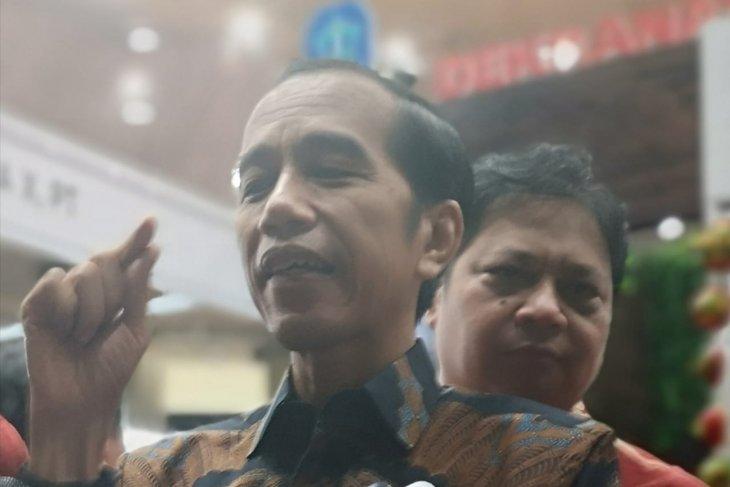 Jokowi tanggapi penetapan Sofyan Basir sebagai tersangka