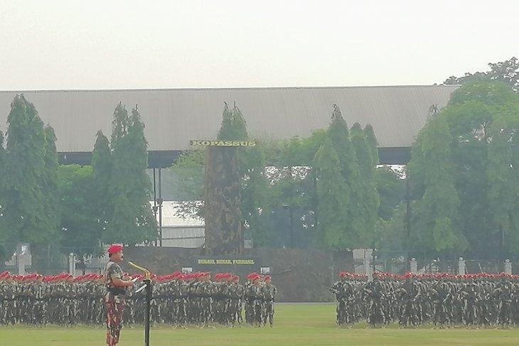 Panglima TNI sebut Kopassus bagaikan
