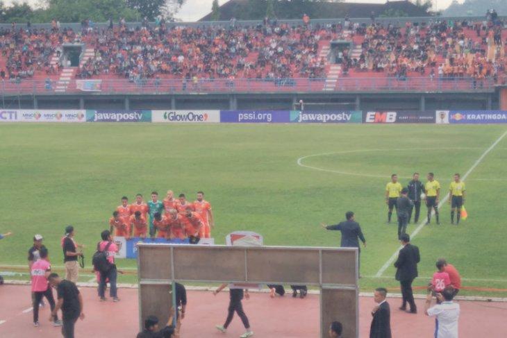 Borneo FC Vs Persib 1-1 babak I