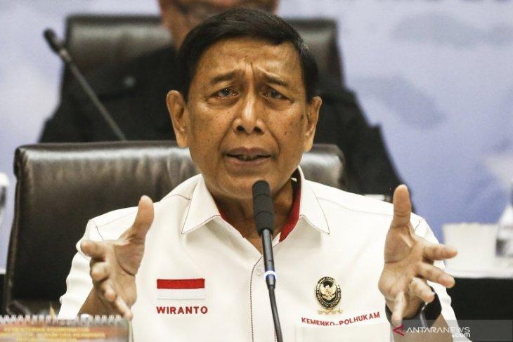 Wiranto tidak ada konspirasi pemerintah-penyelenggara pemilu