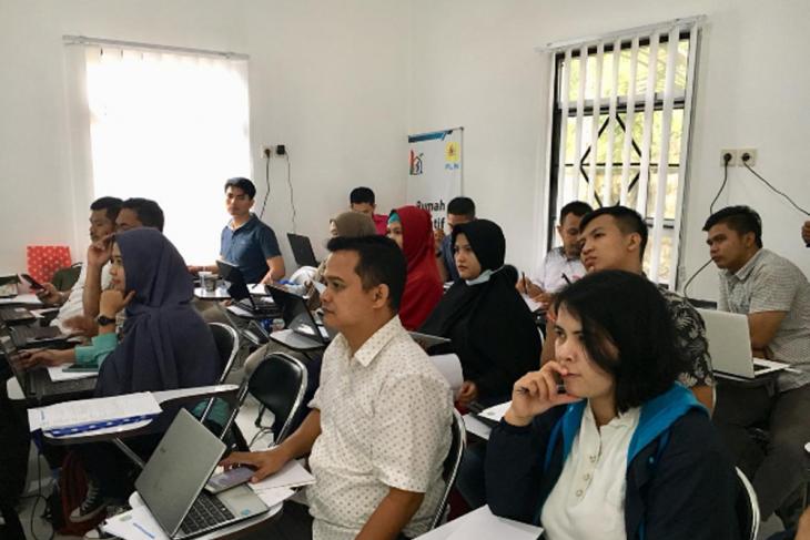 Workshop Digital Marketing, Usaha PLN Dukung Pengusaha Lokal hadapi Pasar Global
