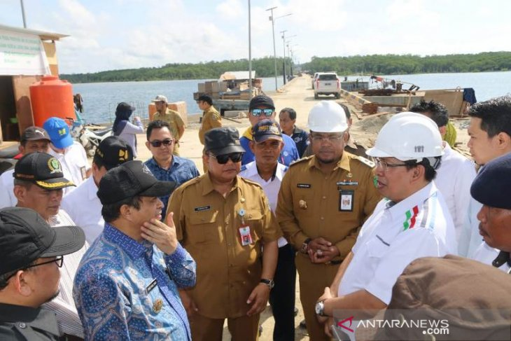 2020, KEK MBTK Beroperasi Maksimal  Dukung Hilirisasi Kelapa Sawit