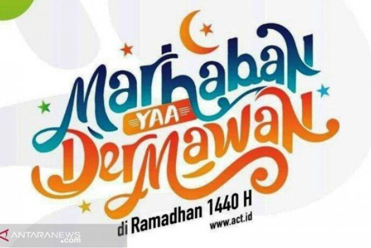 ACT luncurkan program amal Marhaban Yaa Dermawan