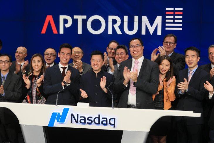 Aptorum Group establishes Smart Pharma to Focus on Computational Repurposed Drug Discovery for Orphan and unmet Diseases