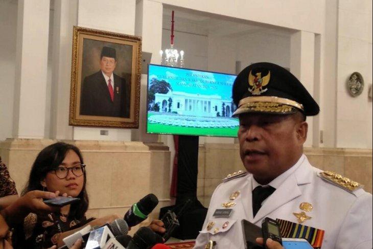 Gubernur Murad minta DPRD dukung visi dan misi 2019 - 2024