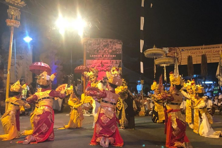 ISI Denpasar dukung pemajuan kebudayaan dengan rekonstruksi kesenian