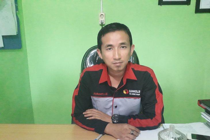 Bawaslu Bangka Tengah kawal pleno tingkat PPK