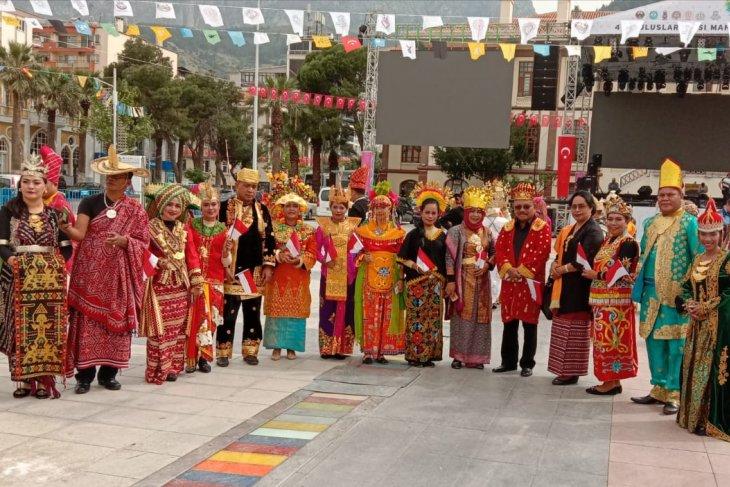Maluku Tenggara tampilkan empat tarian di festival budaya di Turki