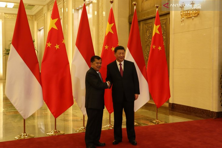 Presiden China apresiasi pelaksanaan pemilu di Indonesia