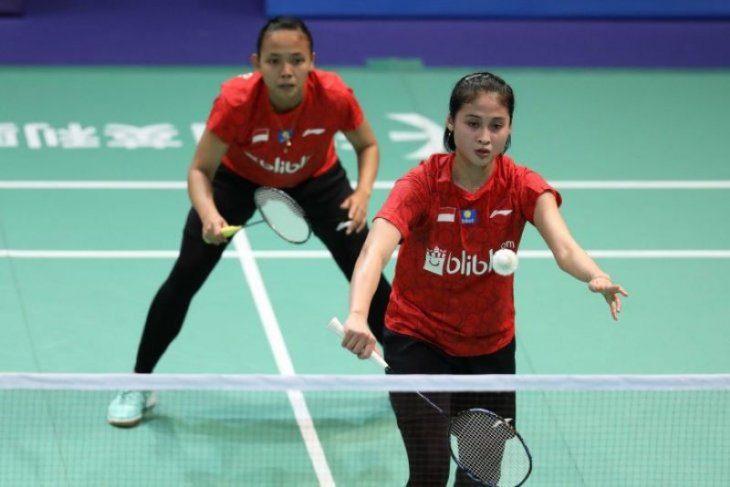 Tiga wakil Indonesia ke perempat final Kejuaraan Badminton Asia