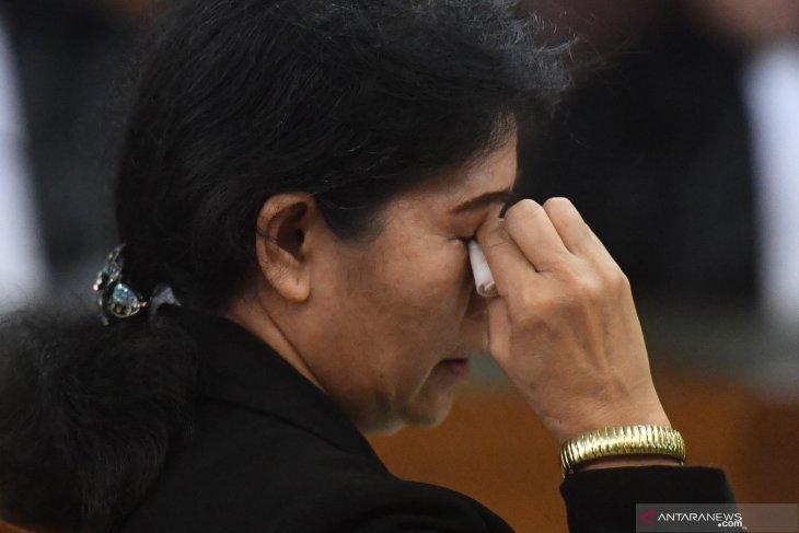 Hakim adhoc tipikor Medan divonis 6 tahun penjara dan bayar denda Rp200 juta