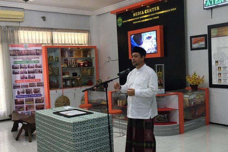 Resmi Dibuka, Media Center DPMPD Kaltim