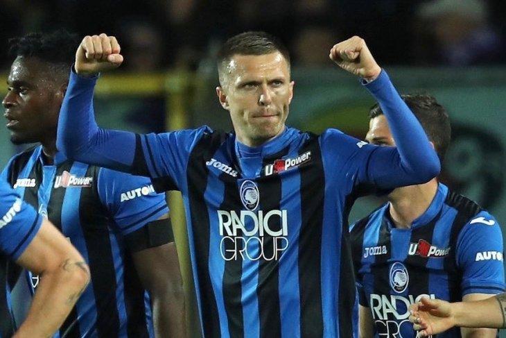 Atalanta bertengger di zona Liga Champions setelah bekuk Udinese