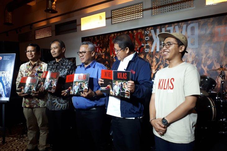 Kilas Balik 2018 tampilkan ratusan foto pesta olahraga hingga pesta demokrasi