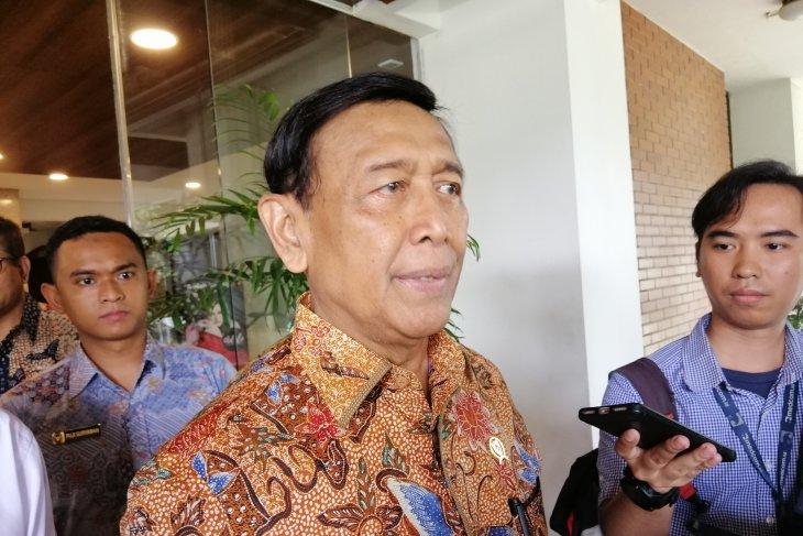 Wiranto akui kesalahan menunjuk OSO jadi ketua umum Hanura