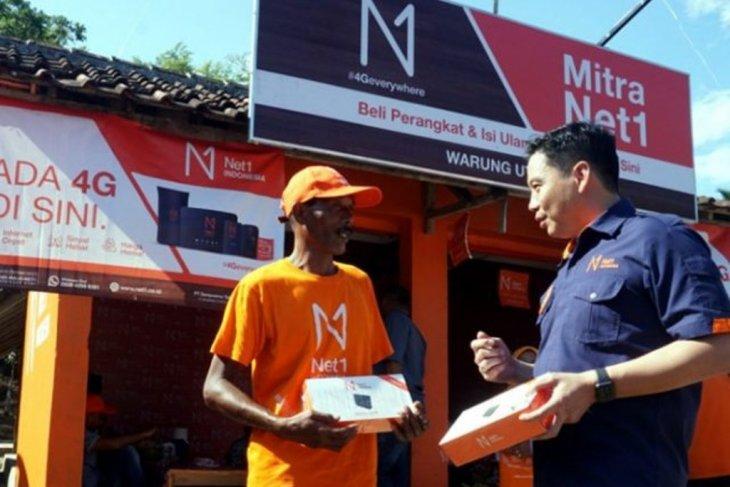Net1 Indonesia fokus layani internet di pedesaan