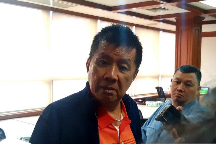 Maestro bulutangkis Indonesia Rudy Hartono dirawat di rumah sakit