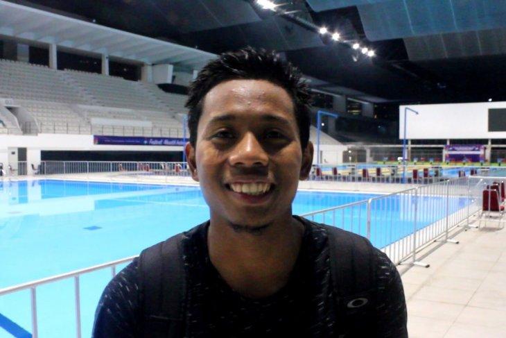 Pelatih Fadlan kuat di renang jarak jauh dan open water