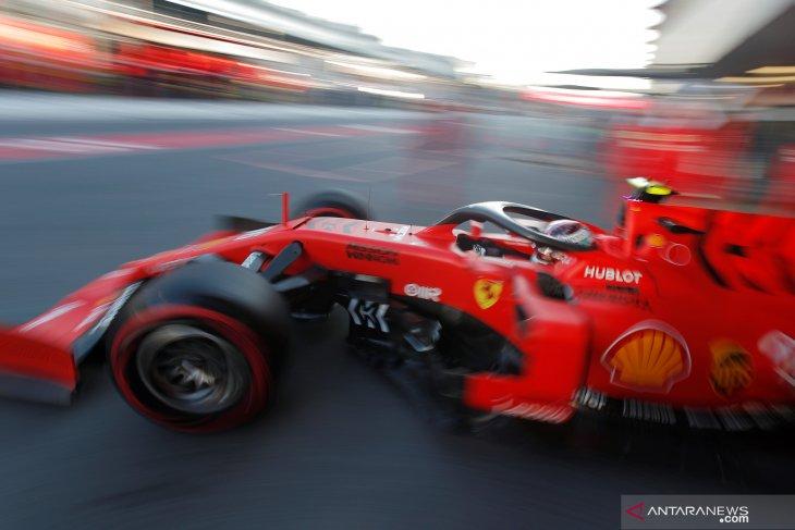 Grand Prix Azerbaijan, Singapura, dan Jepang tahun ini dibatalkan karena COVID-19