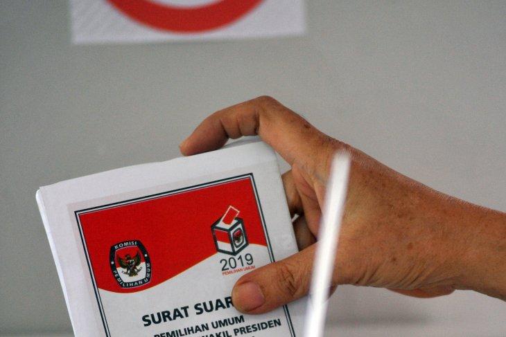 14 TPS di lima kecamatan Malut laksanakan PSU