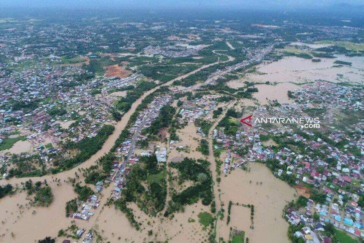 Tambang batu bara dinilai perparah banjir Bengkulu