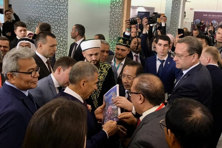 Indonesia is expanding the halal industry market in Russia