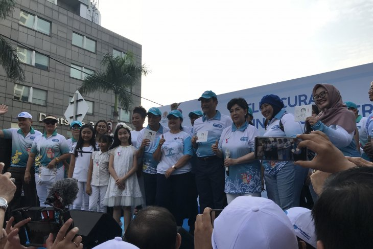 Minister launches Clean Indonesia Movement to reduce plastic waste