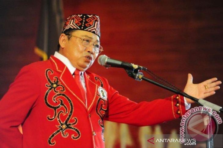 Presiden MADN minta masyarakat Dayak kawal proses Pemilu 2019