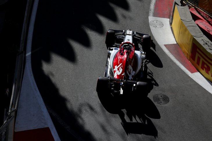 Grand Prix virtual F1 menuju Azerbaijan