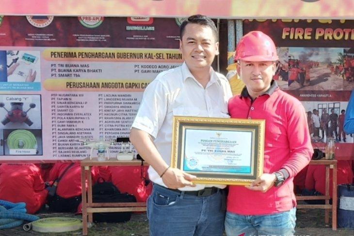 Sosok pendekar api PT Tri Buana Mas anak perusahaan Astra Agro Lestari