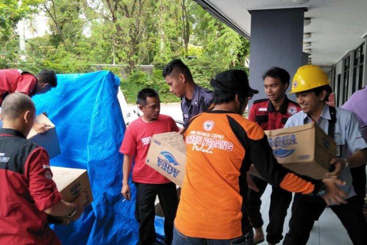 Semen Padang kirim relawan dan sejumlah sembako bantu korban banjir Bengkulu