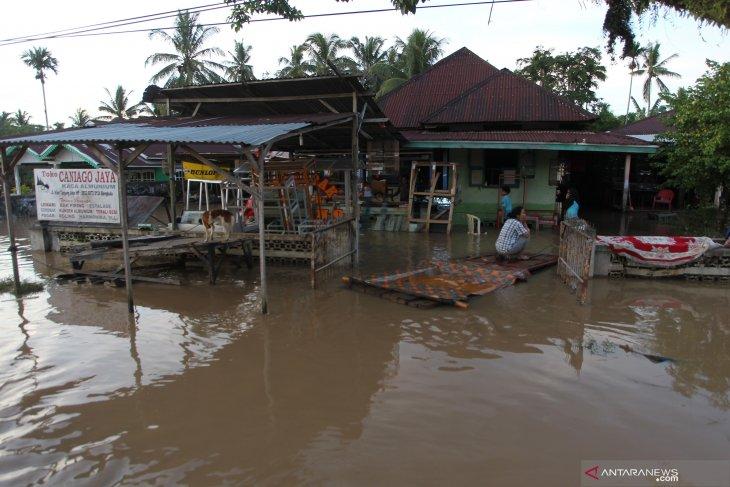 Lima posko didirikan MRI-ACT bantu korban banjir Bengkulu