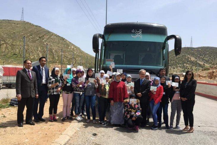KBRI pulangkan 18 TKI dari  Suriah