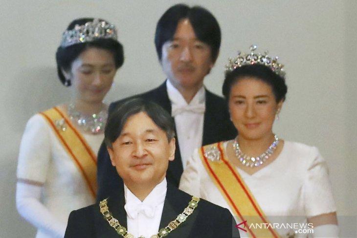 Kaisar baru Jepang janji memberikan yang terbaik bagi rakyat