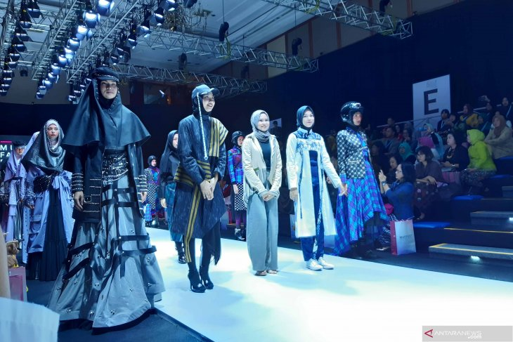 Muslim Fashion Festival at Jakarta Convention Center from May 1-4
