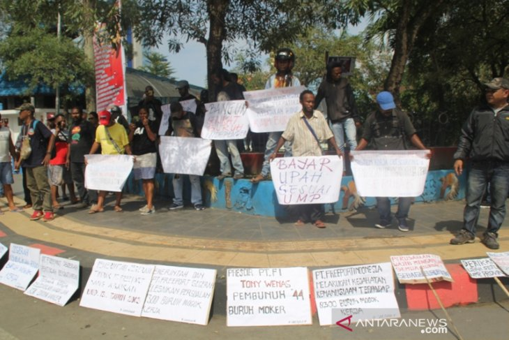 Papua Labour Movement commemorates May Day