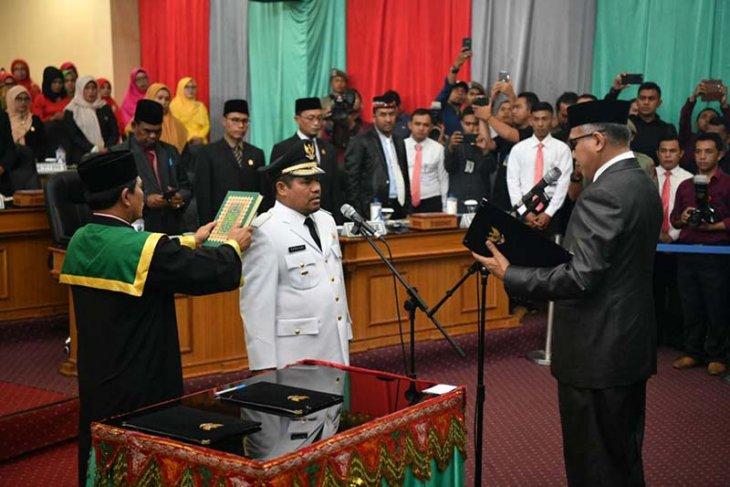 Gubernur: Bener Meriah pusat pangan dan pengawal pelestarian hutan Aceh