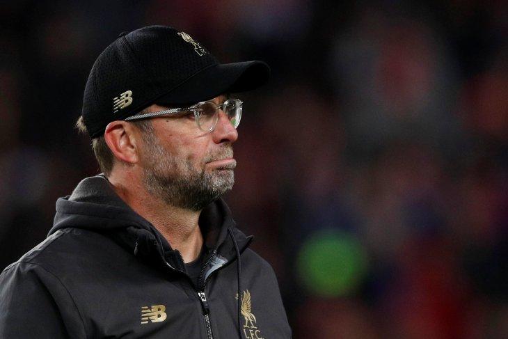 Klopp: Liverpool sudah bermain bagus meski kalah dari Barcelona