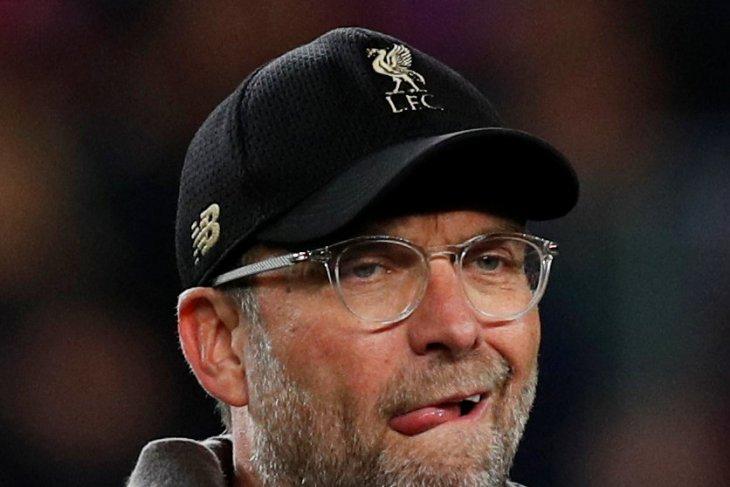 Klopp: Saya senang lihat penampilan tim, tapi tidak senang dengan hasilnya