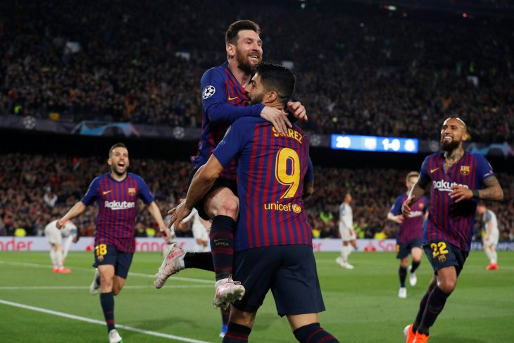 Hebat, Barcelona gasak Liverpool 3-0