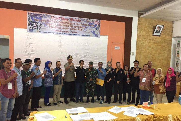 PDIP raih kursi terbanyak di DPRD Kabupaten Bangka Barat
