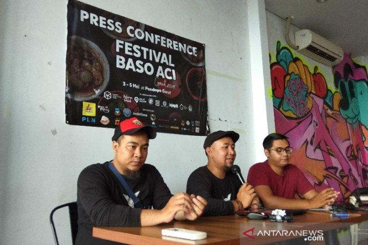 Festival Baso Aci Garut dongkrak kreatifitas kuliner