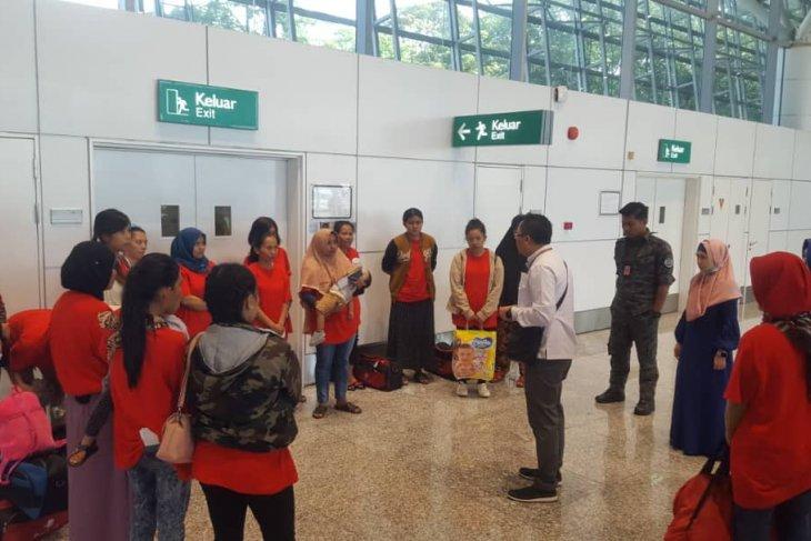 RI embassy in KL repatriates 79 Indonesian citizens ahead of Ramadan