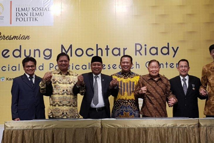 Socio-political research center can strengthen UI's position: Minister