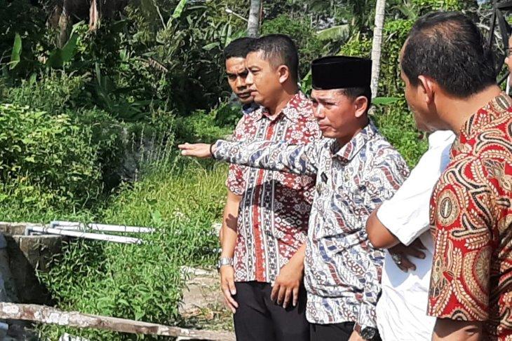 Pemkab Bangka segera melakukan normalisasi aliran air (Video)