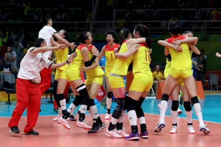 Sejarah baru, final voli putri hari terakhir Olimpiade ...